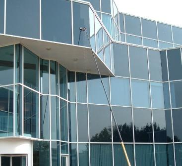 Commercial window cleaners essex