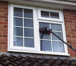 Window cleaning essex