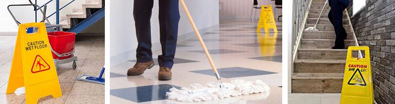 Communal cleaning in Essex